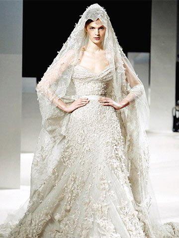 Robe de mariée Sorcière Elie Saab