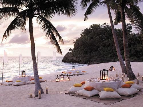 Une noce à la plage assez sympa et pas cher du tout !