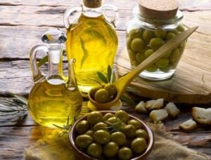 les bons effets de l'huile d'olive pour la peau