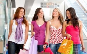 nouvelle forme de l'exercice aérobie: shopping