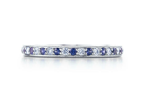 Anneau Collection Tiffany Legacy