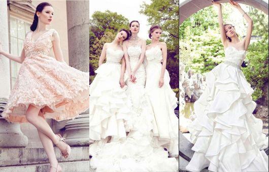 robe de mariage de Yumi Katsura 2013