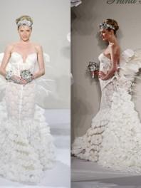 Robe de mariée de Pnina Tornai