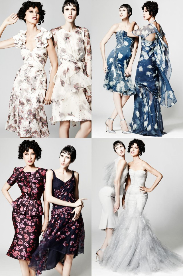 Collection Zac Posen Resort 2014