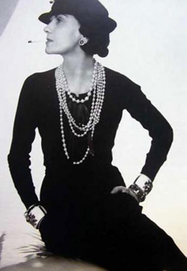 La petite robe noire de Coco Chanel