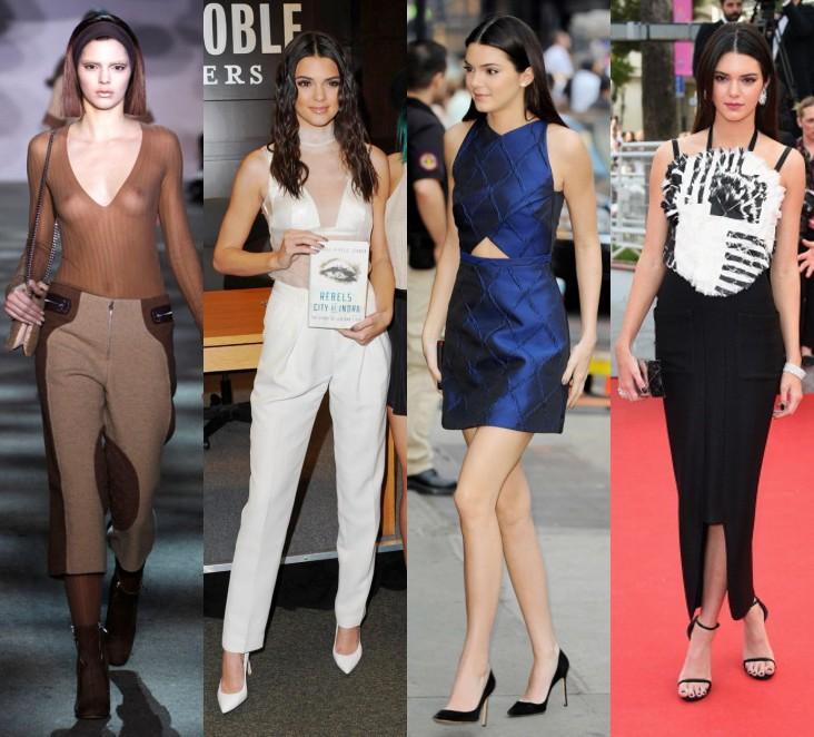 Kendall Jenner et ses tenues les plus chic