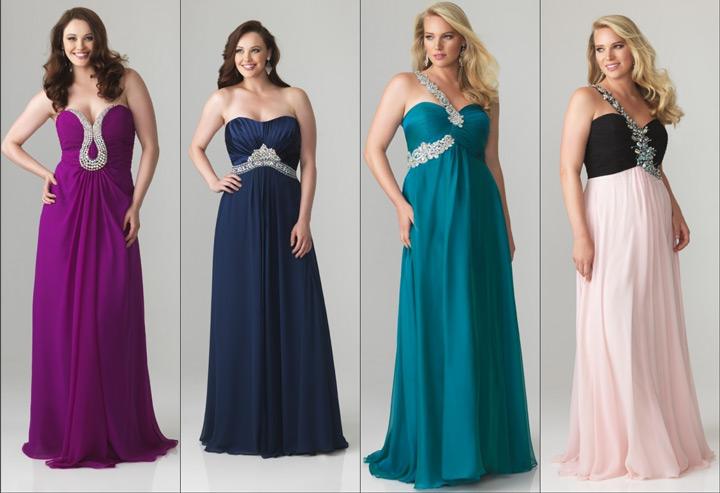 4-robes-soirée-pour-femme-rondes