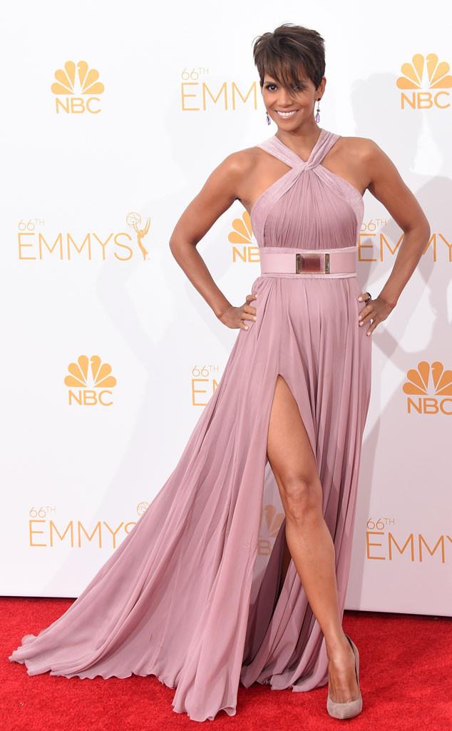 Halle Berry a fait un passage remarqué aux Emmy Awards 2014
