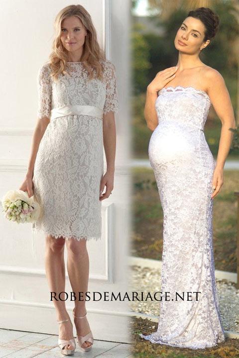 robes-mariage-enceinte-dentelle-vintage