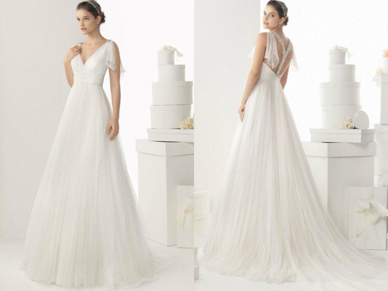 aae15a042a1 9 idées de référence avant l achat d une robe de mariée II