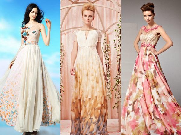robe-mariee-imprimee-longue-elegant-mariage-informel