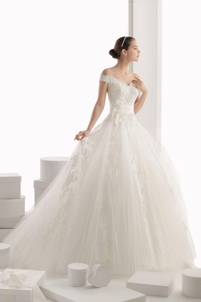 Robe de mariée princesse - Tenue royale au mariage  Robe de mariée ...