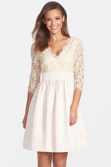 robe-de-mariee-courte-style-boho