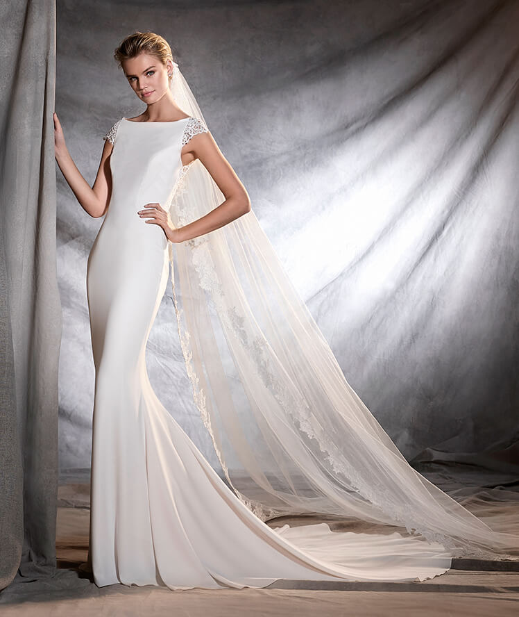robe-de-mariee-sirene-simple