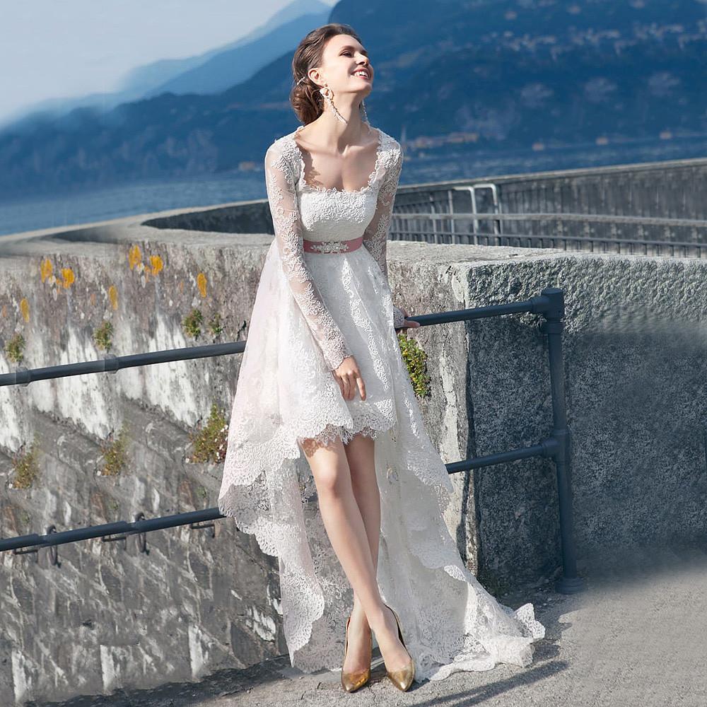 robe de mariée plage