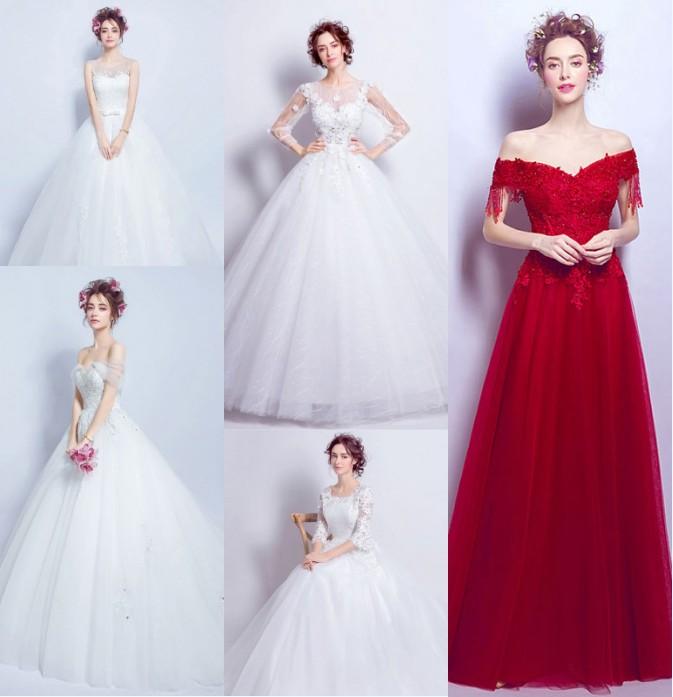 robes de mariée 2018 princesse sur mesure