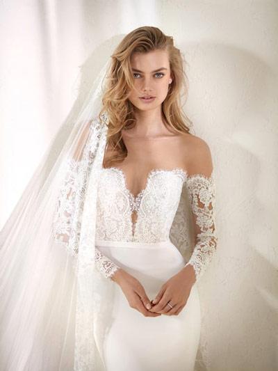 Robe de mariée en dentelle: Associez qualité et glamour à vos noces