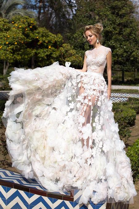 Robe de mariée simple ou de luxe: que choisir?