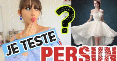 Avis sur Persun: Zoom sur ce marchand en ligne de robes