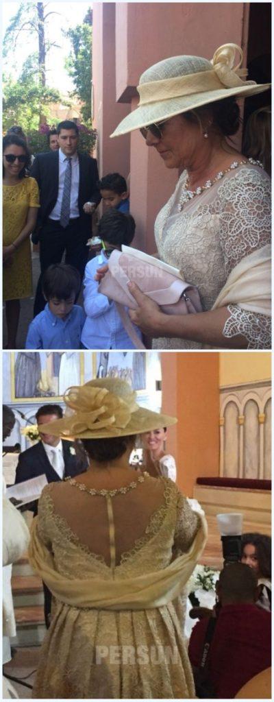 robe dentelle pour mariage avec manche courte