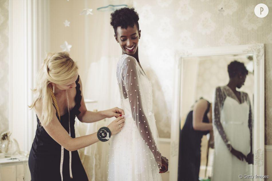 acheter une robe de mariée sur mesure