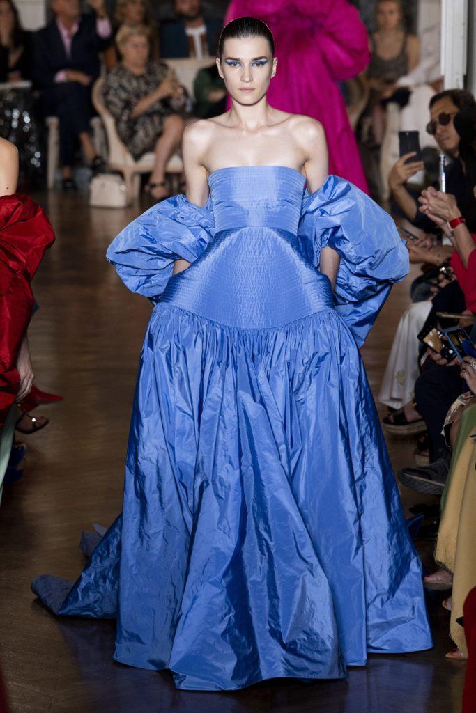 robe de valentino haut couture