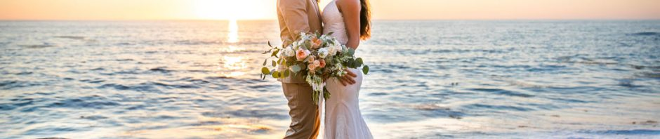 robe de mariée de plage sirène