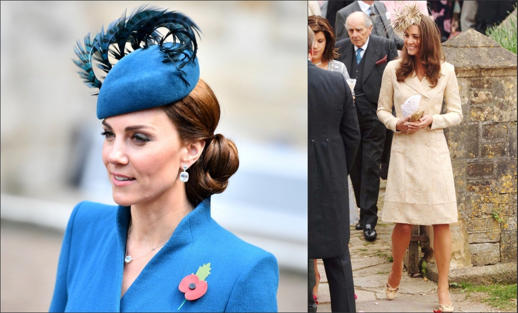 le code vestimentaire de kate-middleton