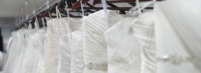 robe de mariée bustier plissé
