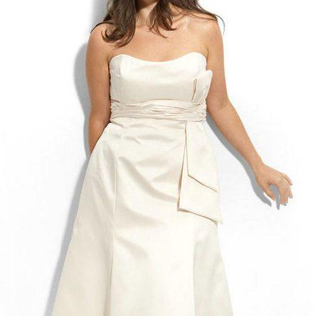 De magnifiques robes de mariées pour les femmes rondes