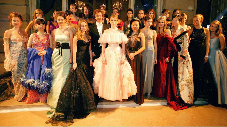 robe de soirée pour les fille au bal