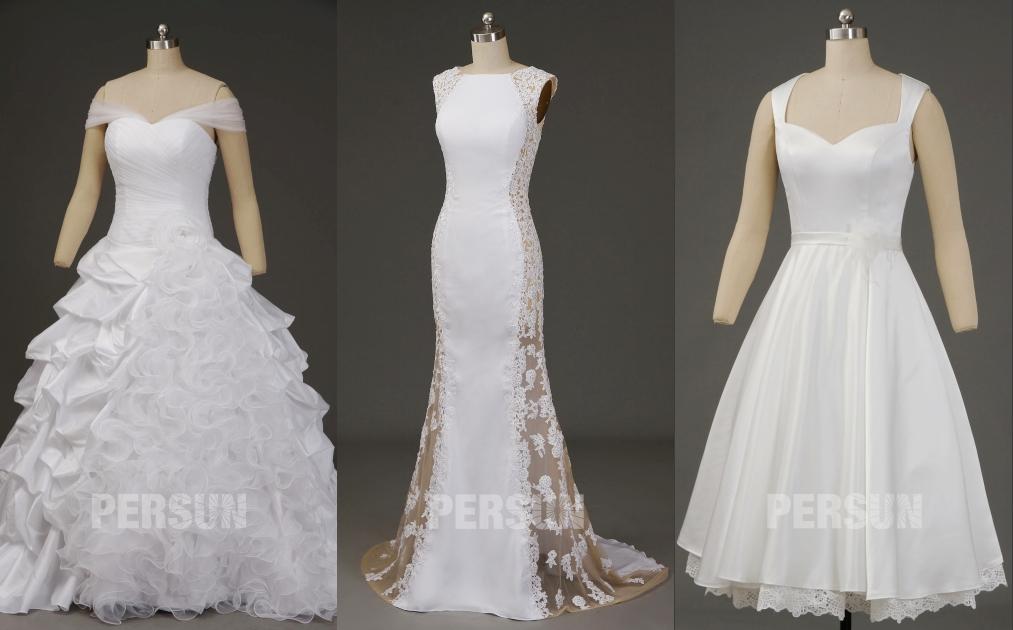robe de mariée magnifique 2020