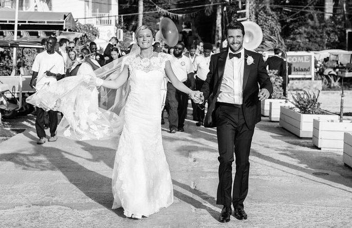 mariage de Emily VanCamp