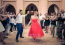 bal de mariage de nouveaux marié