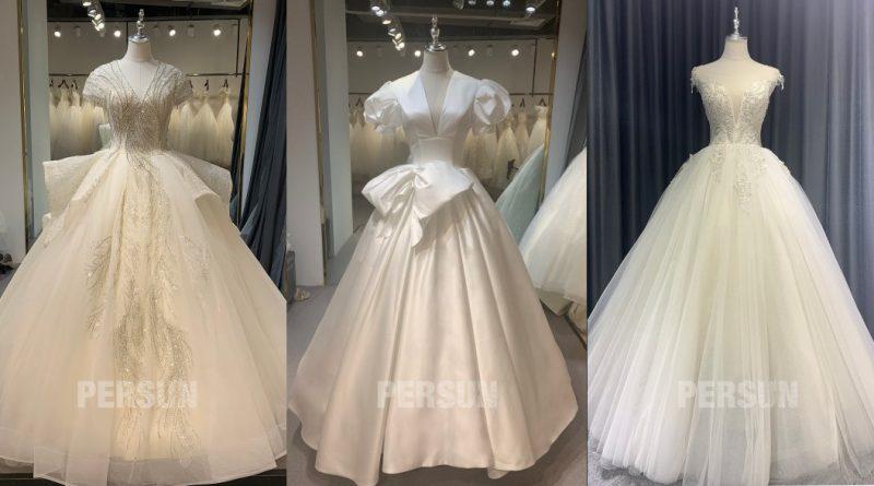 robe de mariée princesse 2021